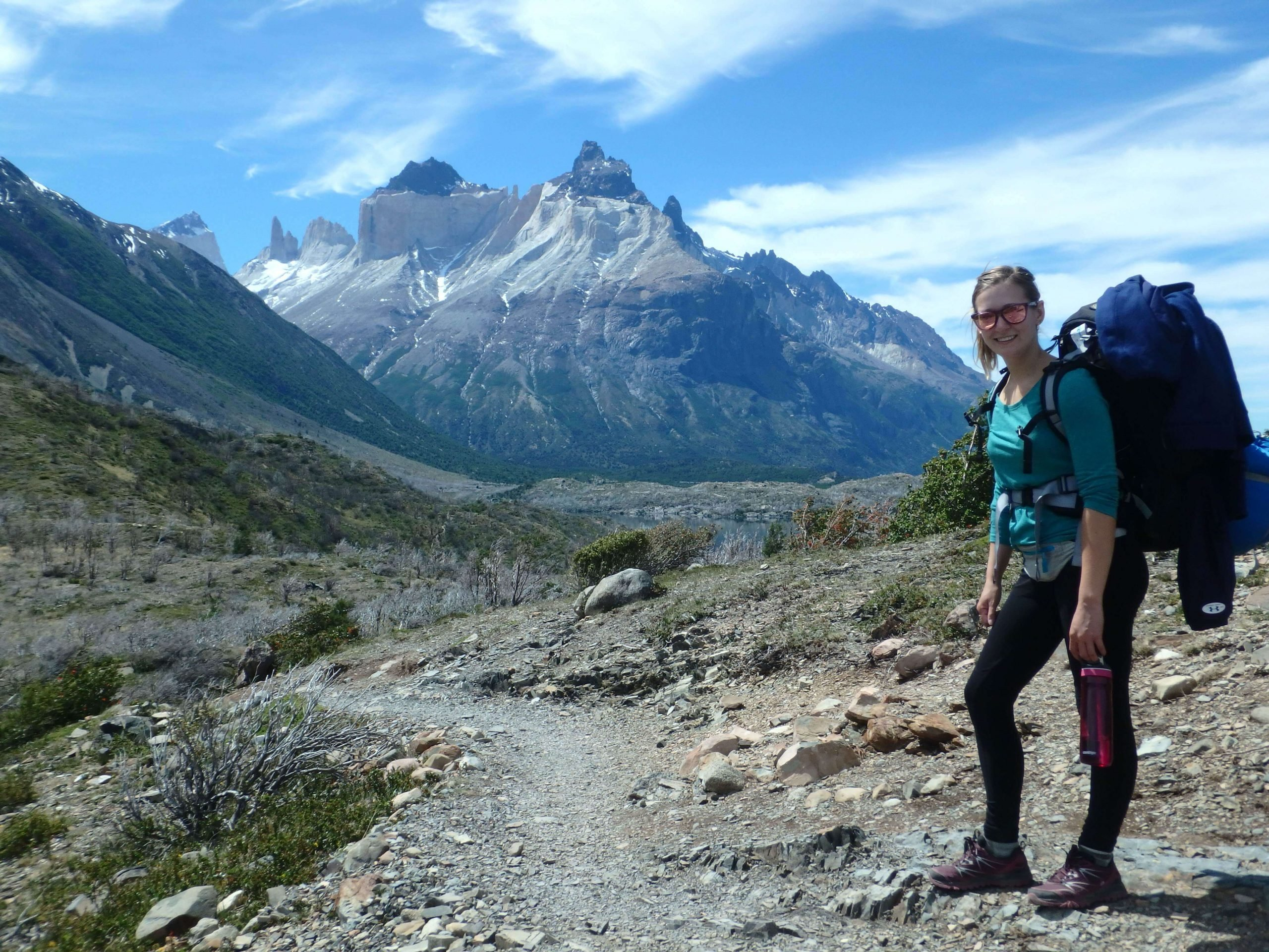 Torres del Paine 5-day Hike: Bailey's Story
