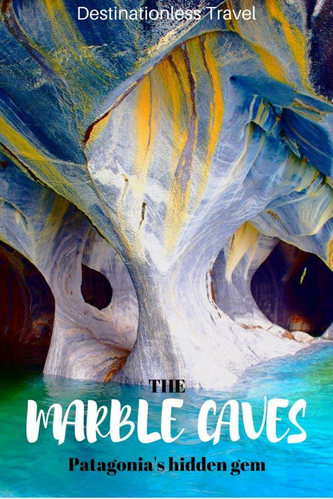 Marble caves Patagonia