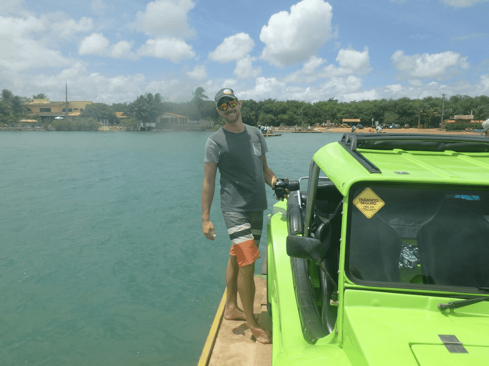 dune buggy tour in natal