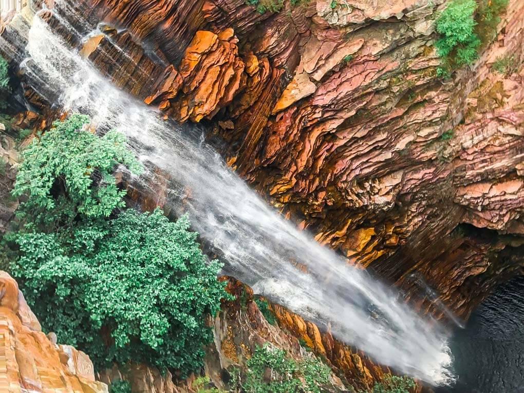 Buracão Waterfall, Brazil