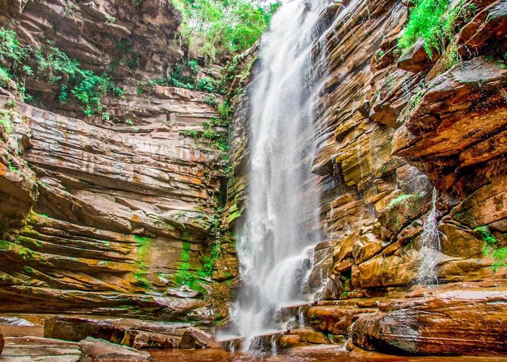 Cascada Cachoeira dos Mosquitos