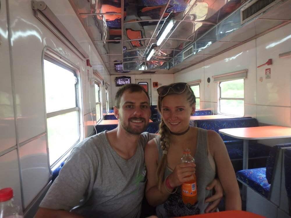 on the death train bolivia