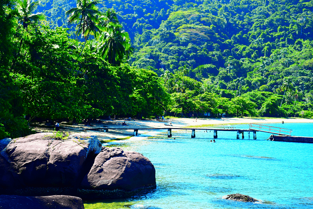 ilha grande was one of our brazil highlights