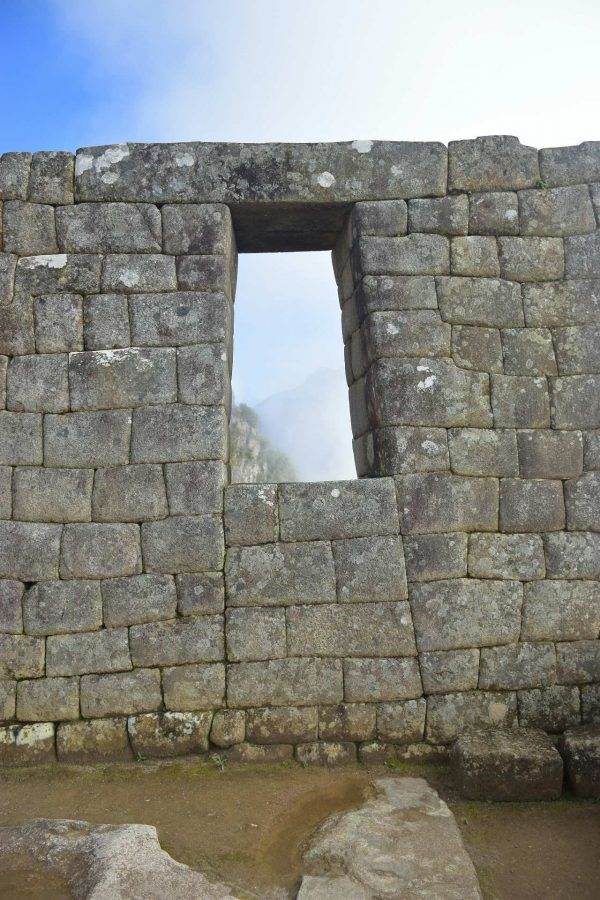 more amazing stonework - machu picchu is totally worth it!