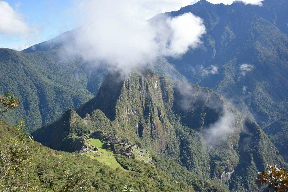 is machu picchu worth it? Absolutely, look at that view!