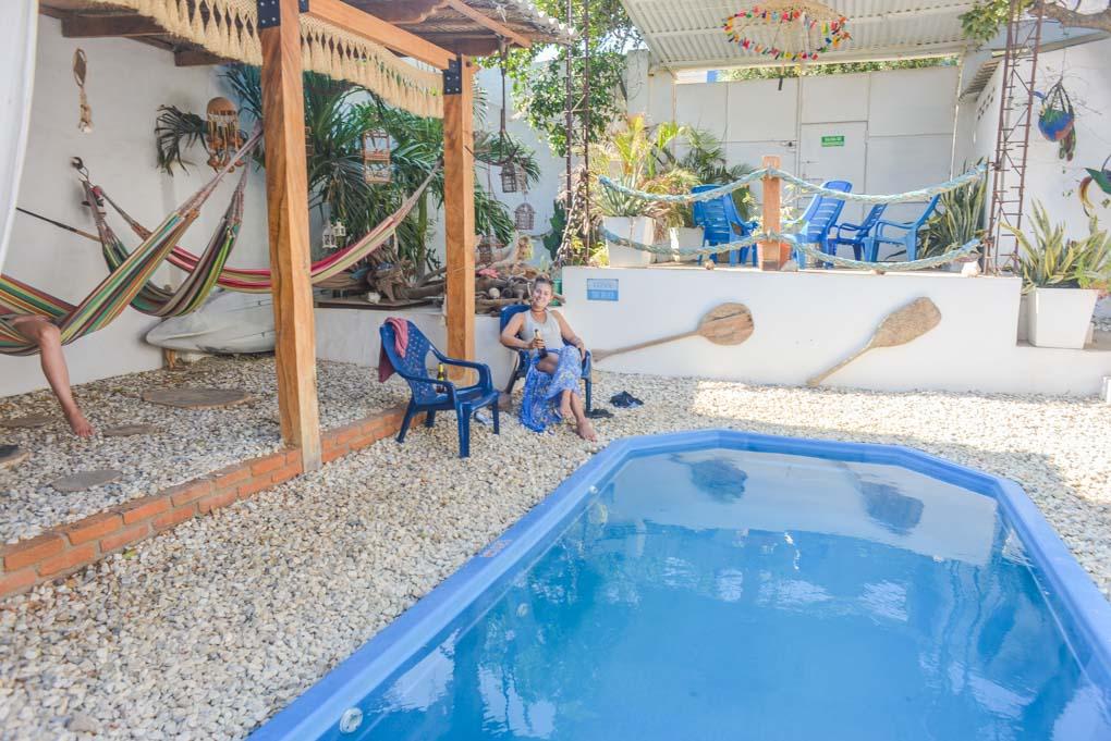 Hostal Palohe, Taganga