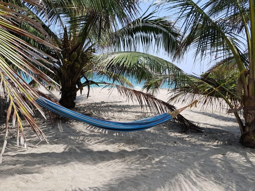 camping castilletes hammock
