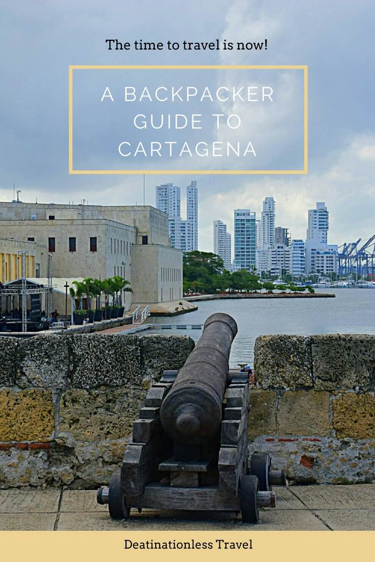 a guide for visiting Cartagena