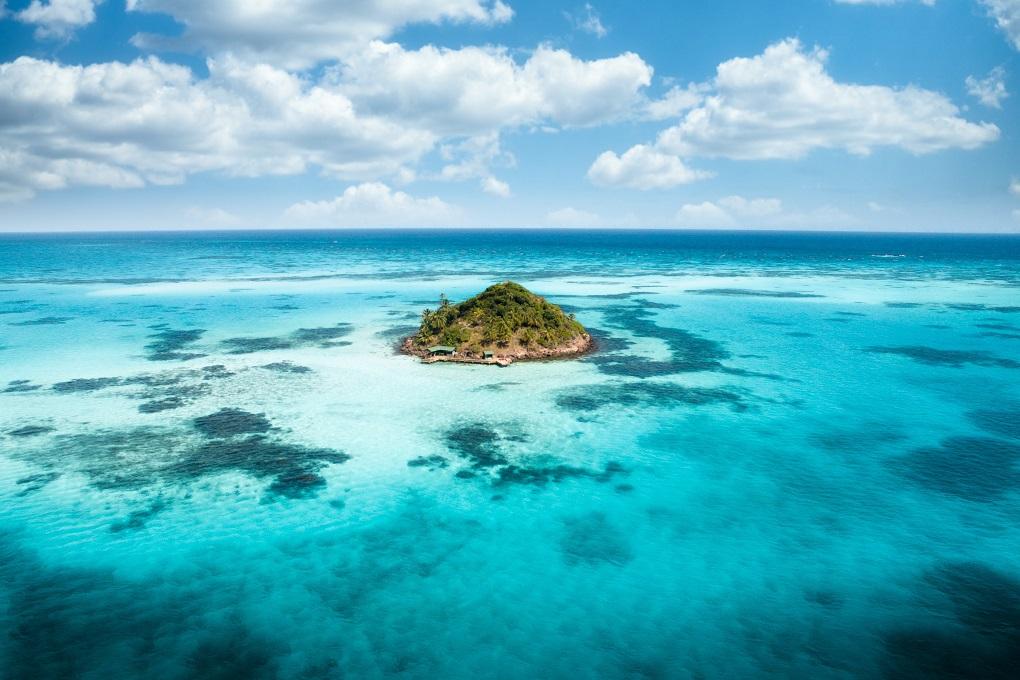 providencia island near san andres island