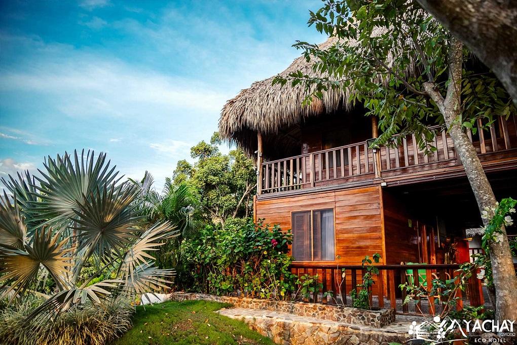 tayrona yachay eco hotel bungalow