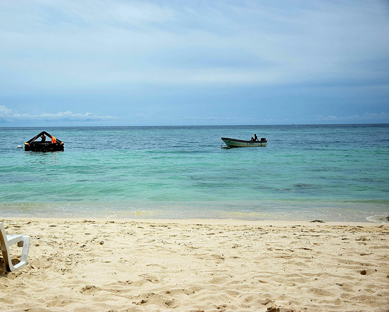 Playa Blanca beach only 1 hour from Cartagena city