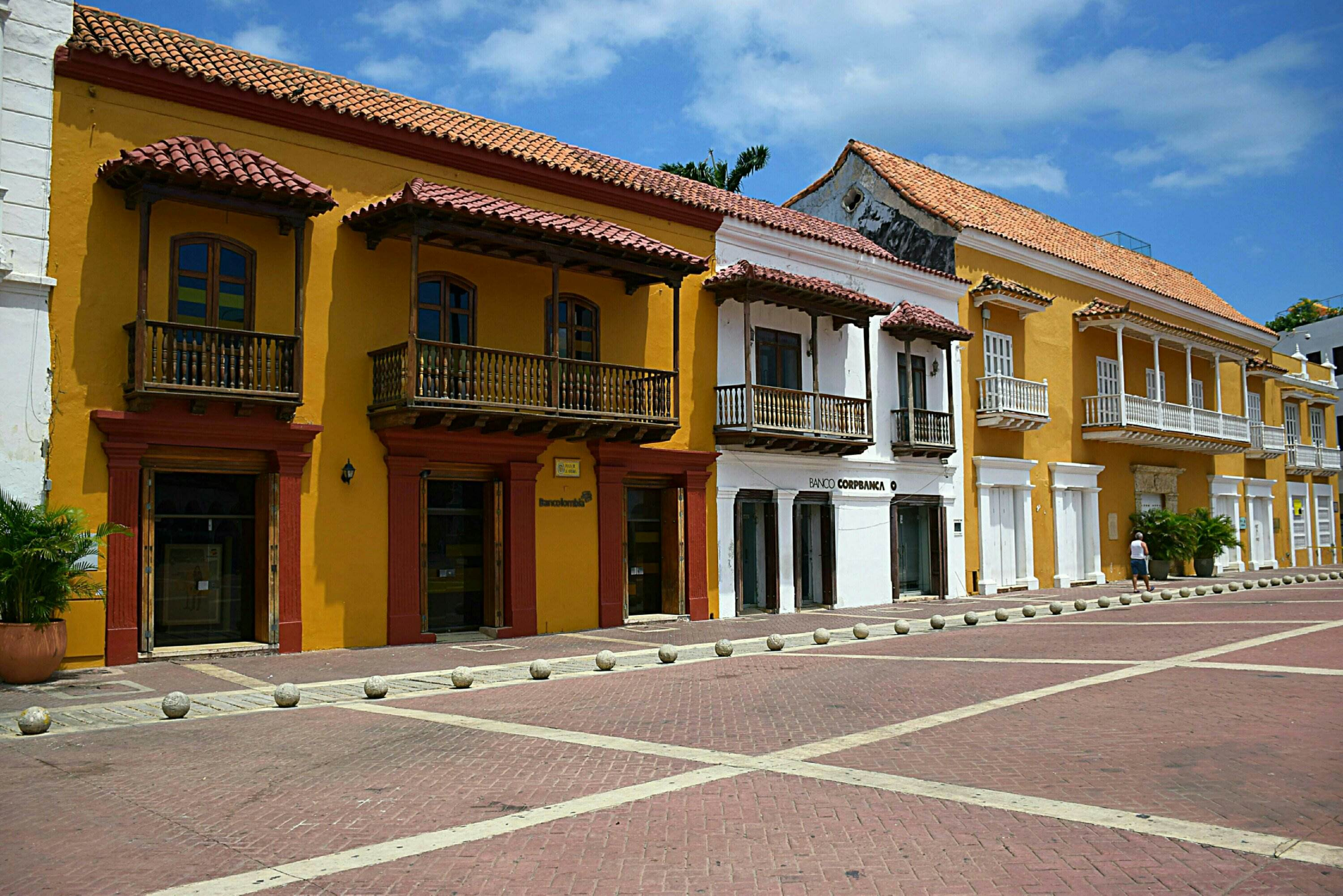 visiting cartagena is really great