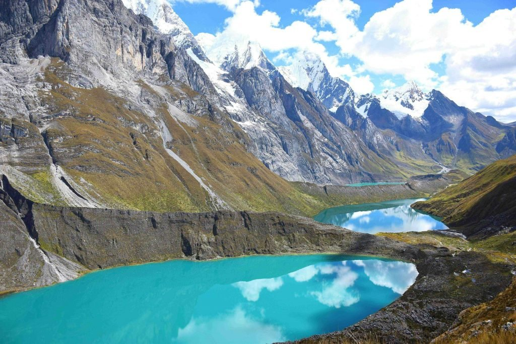 huayhuash trek in peru, Hikes in south america