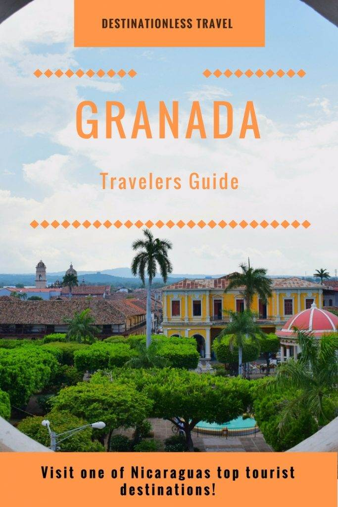 top things to do in granada pin