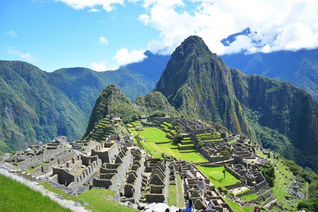 Machu Picchu Peru inka city