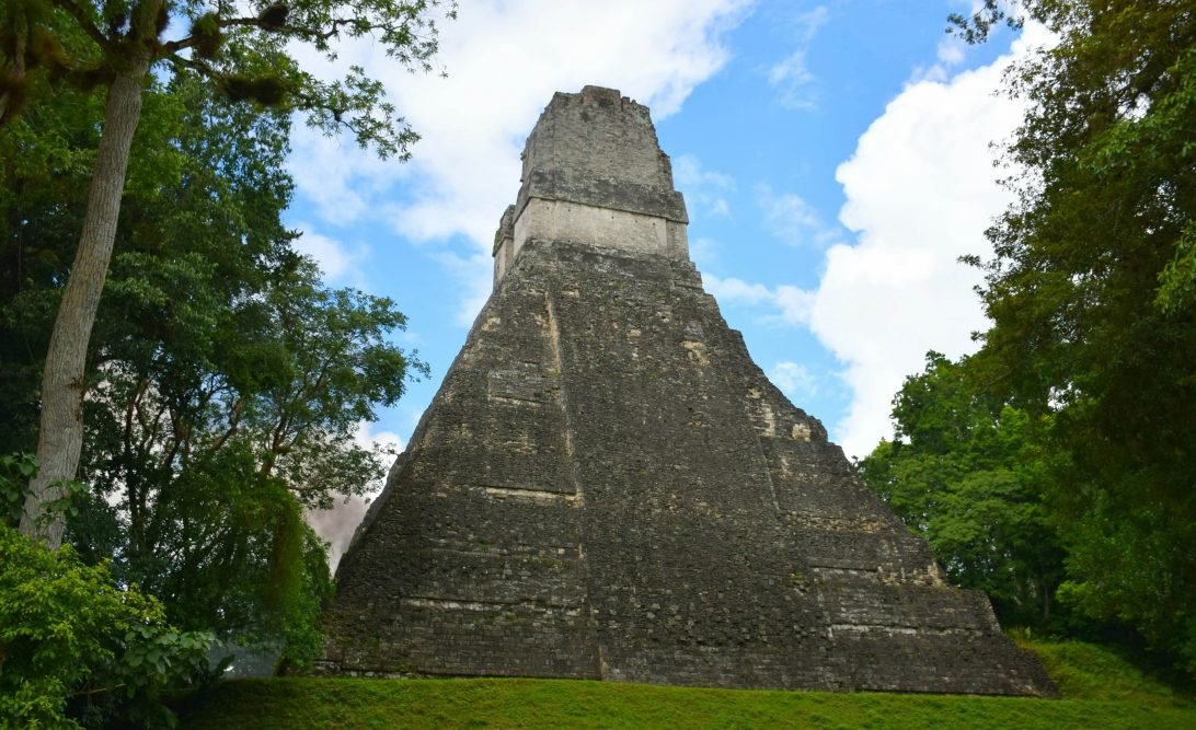 tikal the best mayan ruins