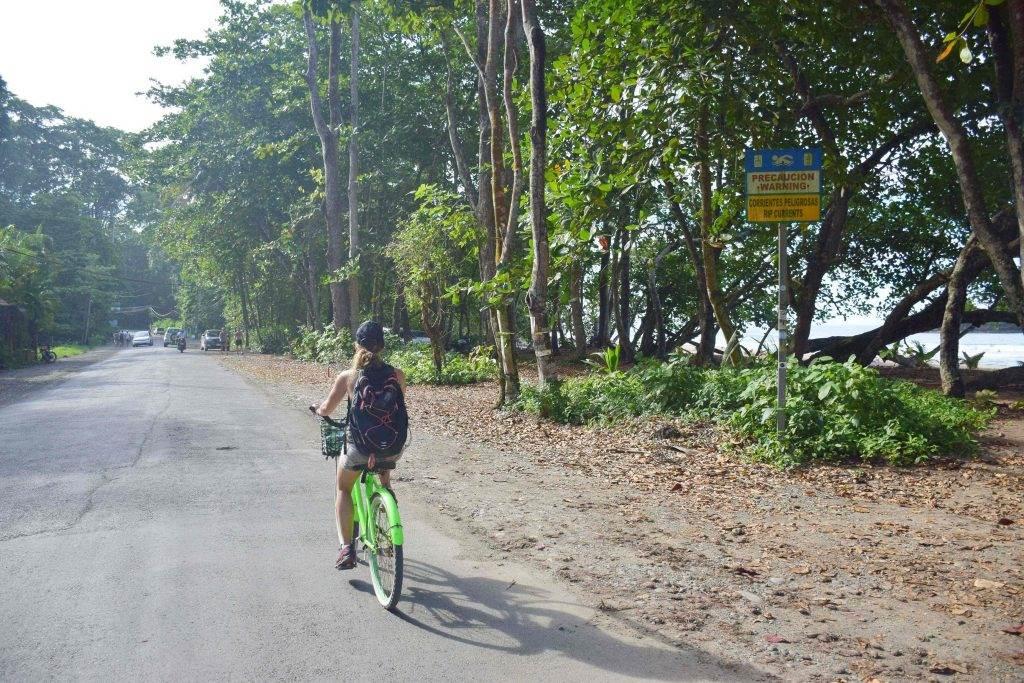 renting bikes in puerto viejo