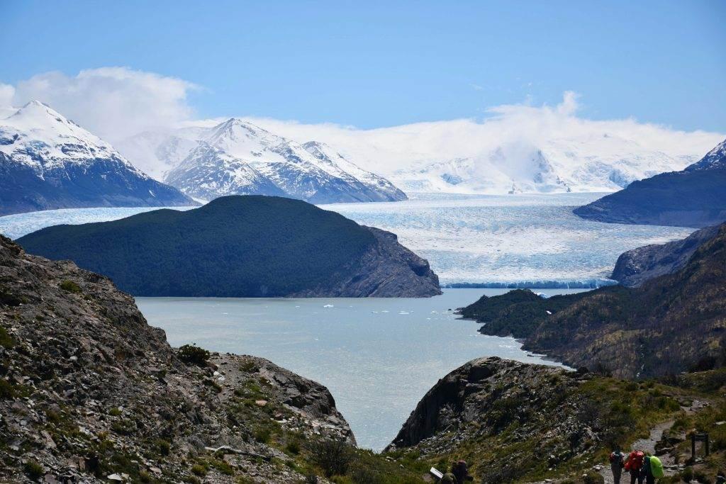 glacier grey torres del paine photos