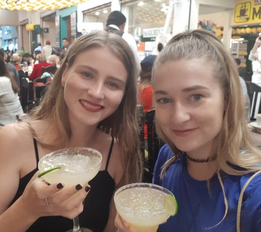 drinking margaritas is one of the bes things to do in tequila jalisco