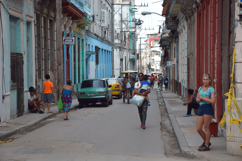 cuba photo gallery of central havana
