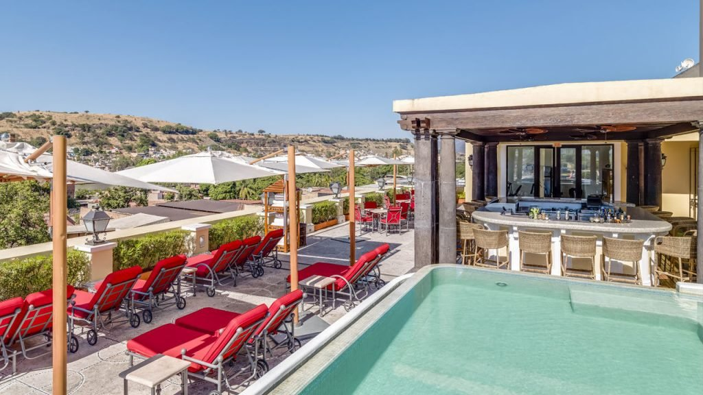 Hotel Solar de las Animas is a luxurious hotel in tequila, jalisco