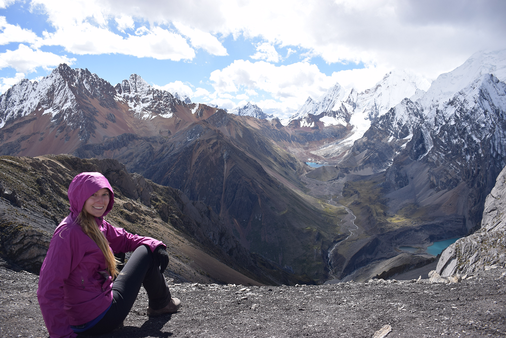 guide to hiking in huaraz peru