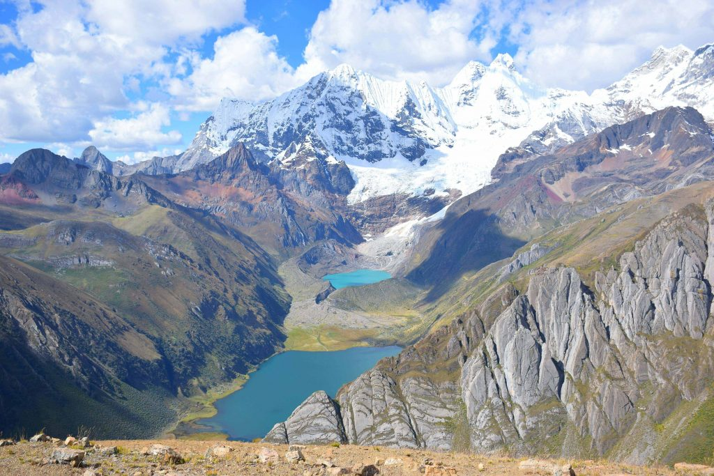 The Cordillera Blanca- Hiking Peru