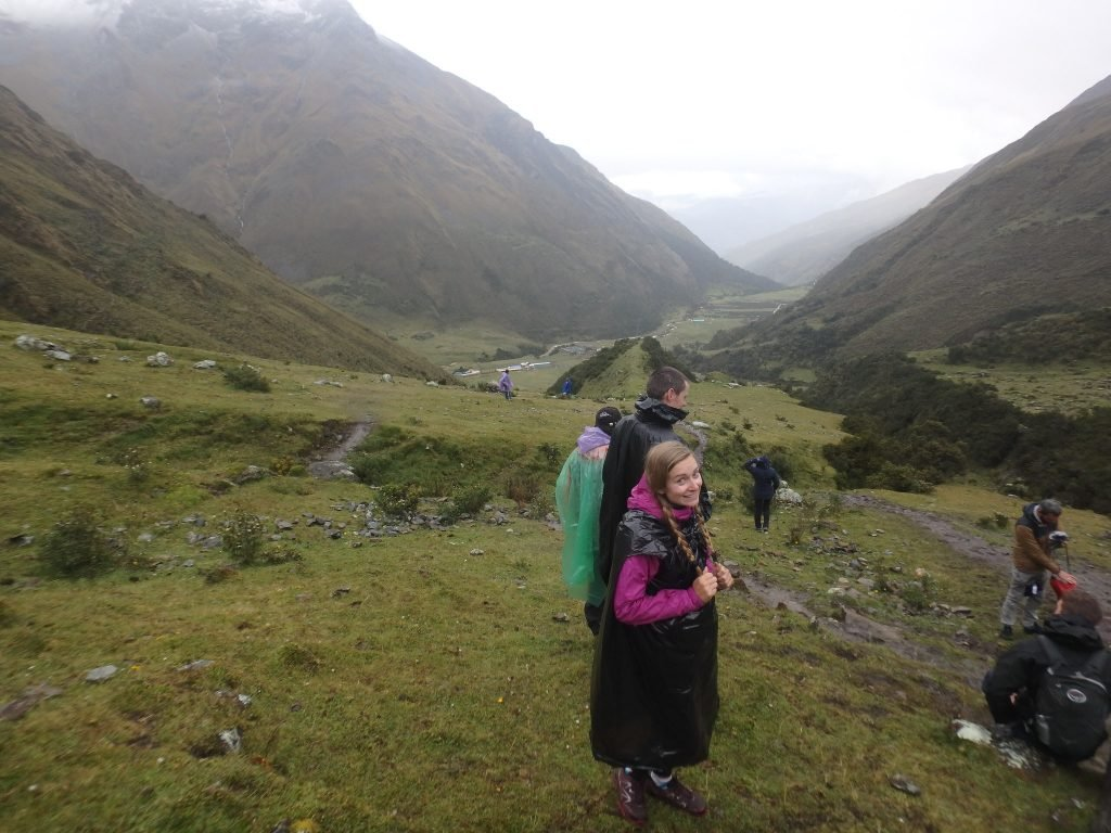 Hiking Peru in Poncho's