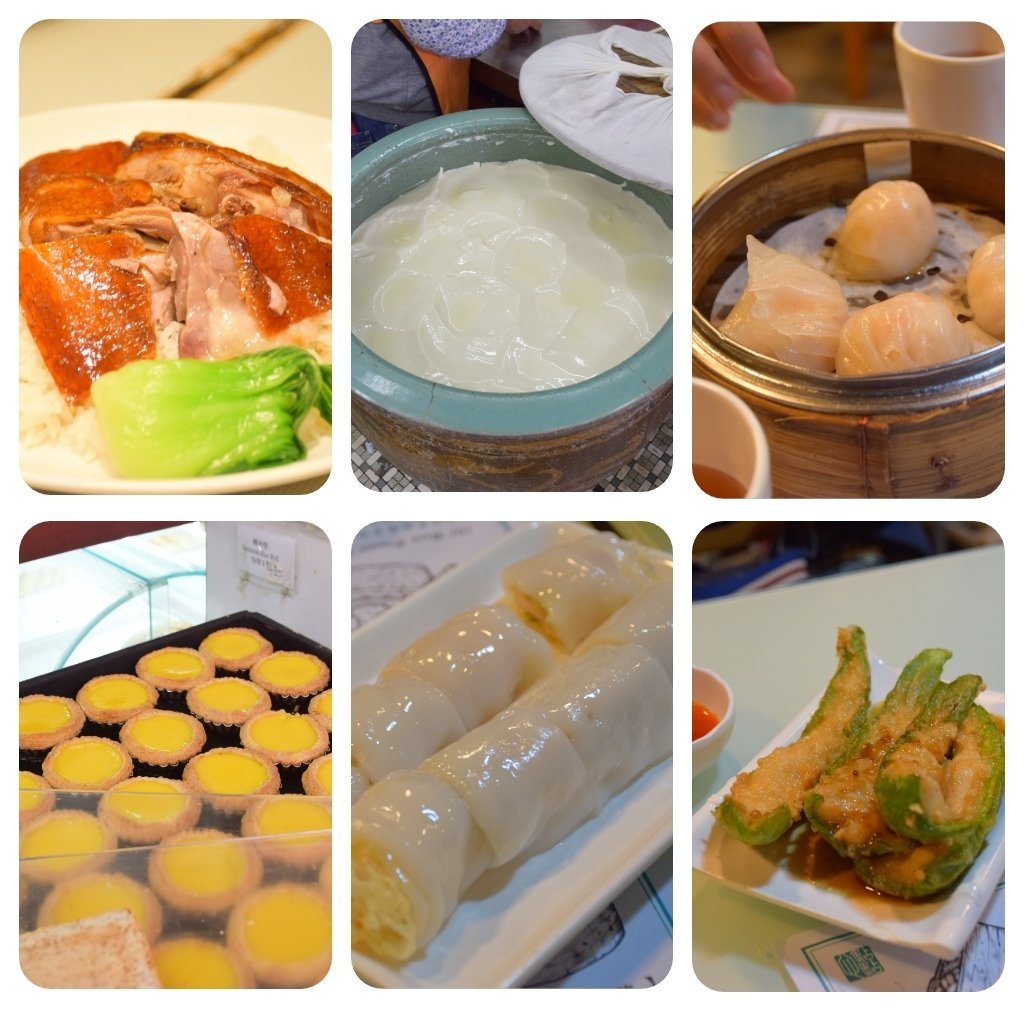 The food tour is the best tour in Hong Kong