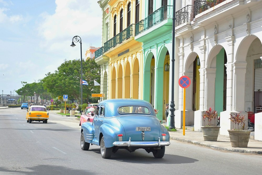 Havana is a best Latin American cities