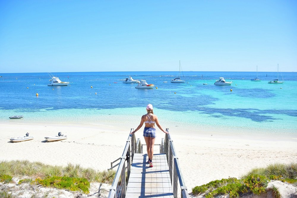 I had a blast on my Rottnest Island day trip