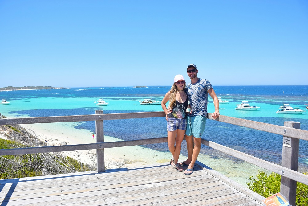 parker point on rottnest island