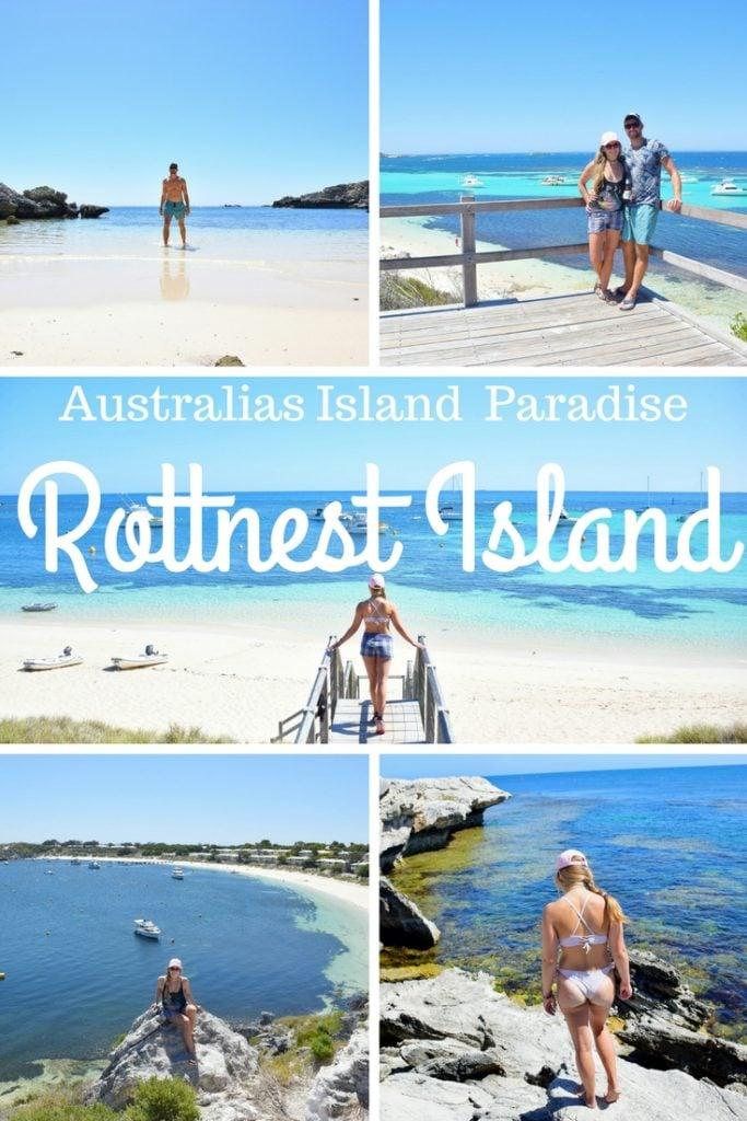 Rottnest Island day trip pinterest