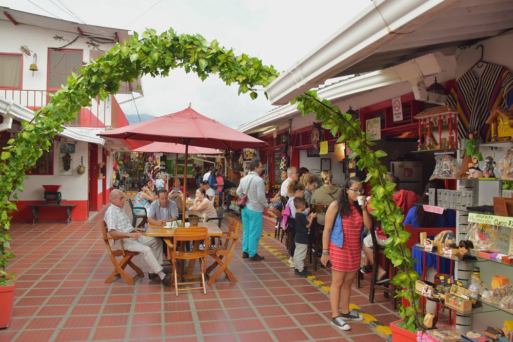 salento colombia is a great place for visitors to go