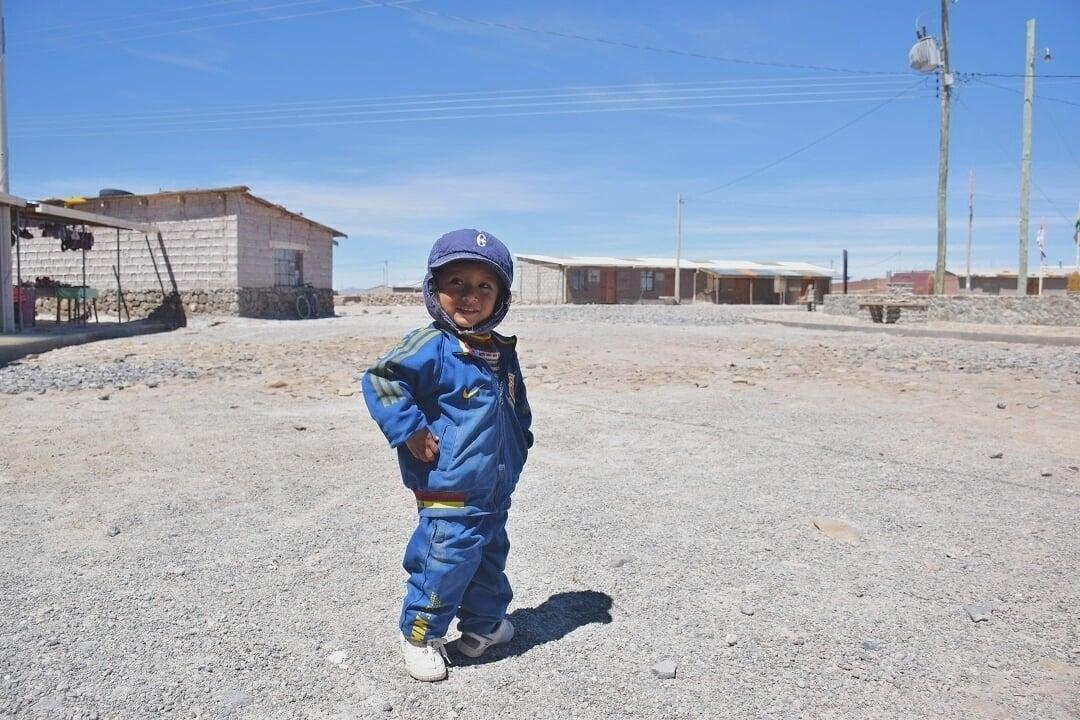 The salt flats in my Bolivia travel blog