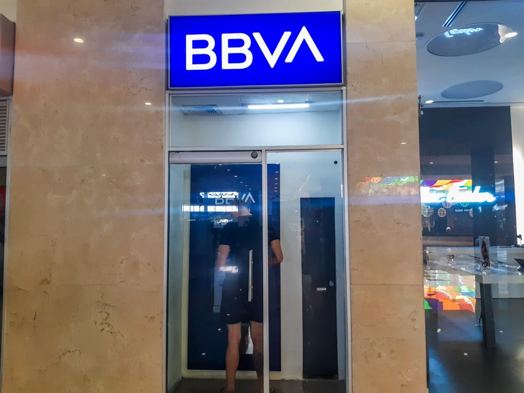 bbva atm in colombia