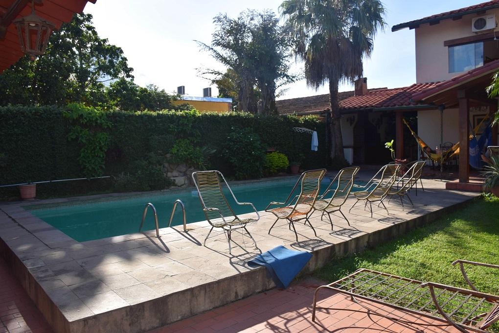 hotel pool in santa cruz bolivia