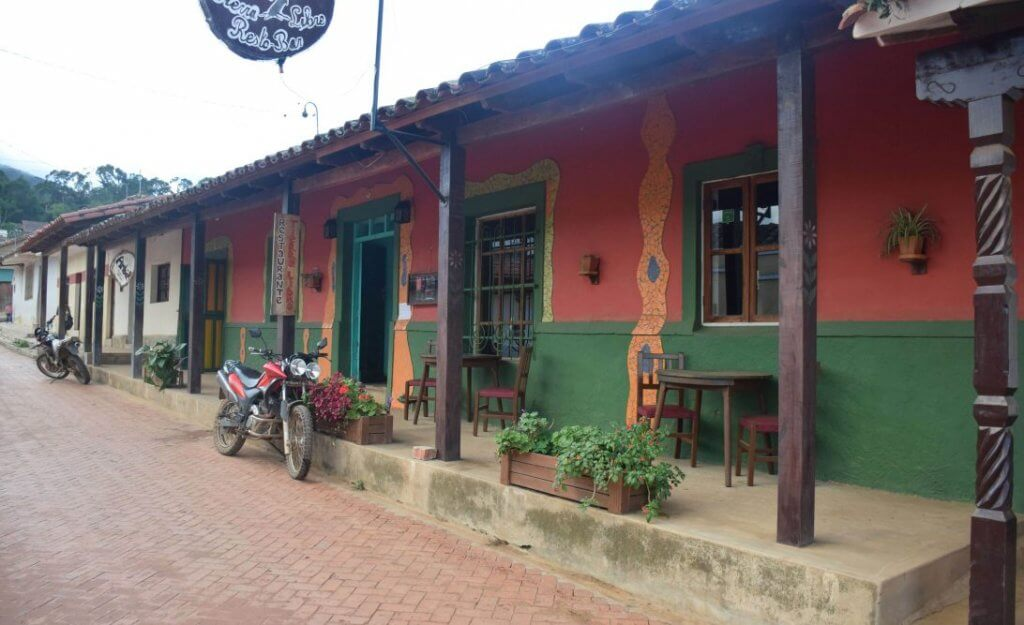 samaipata bolivia town