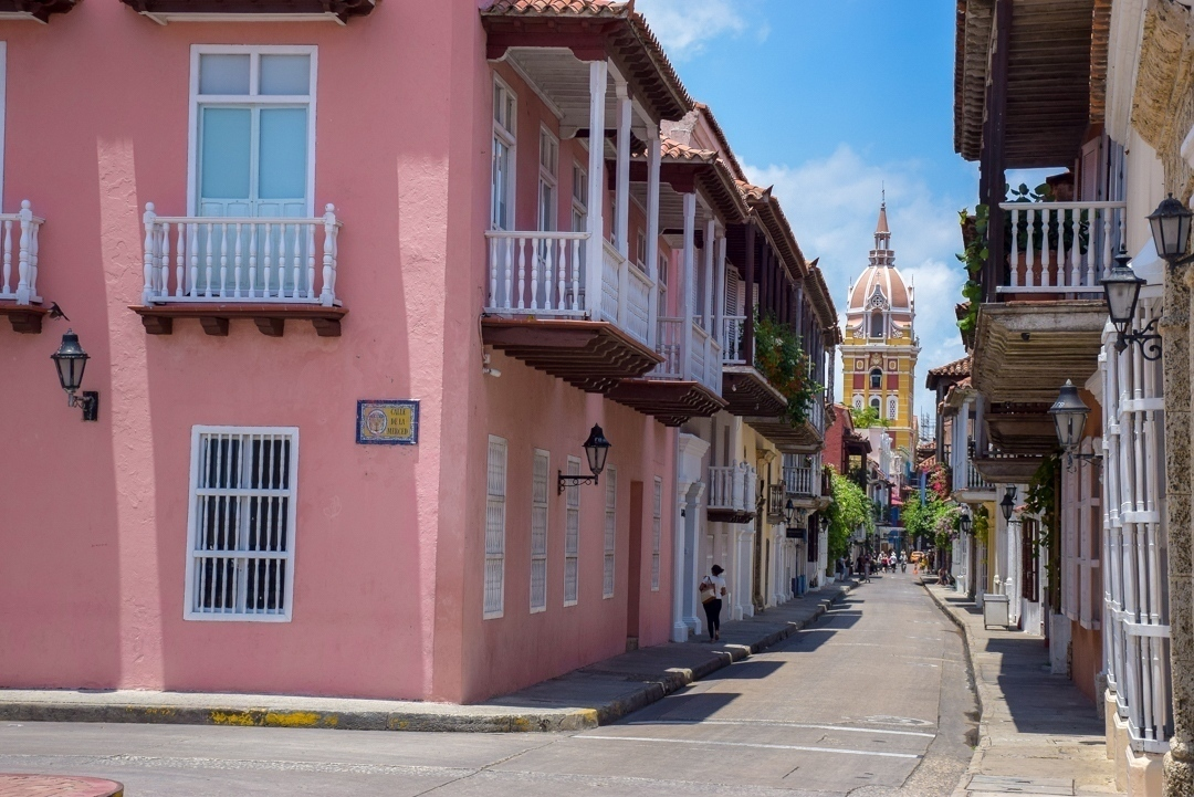 Places to travel in Colombia