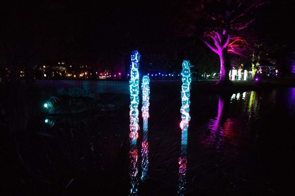 lum queenstown festival of lights