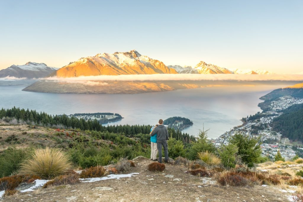 short hikes from Queenstown