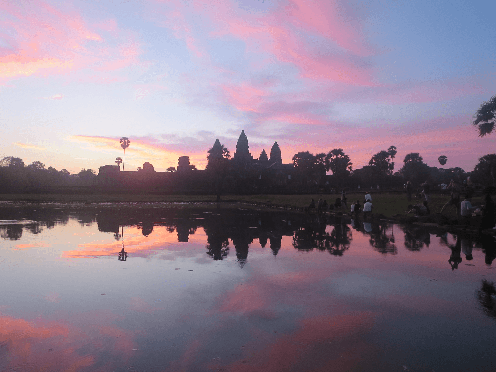 angkor wat is one of my southeast asia highlights