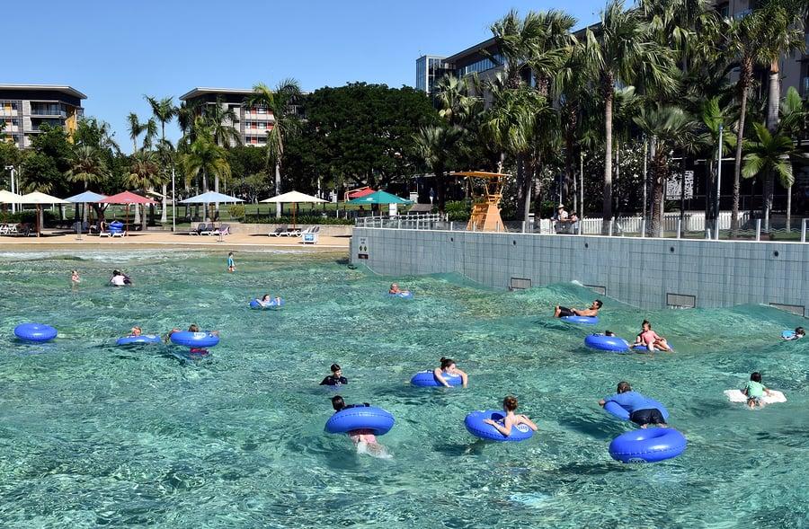 darwin city wave pool
