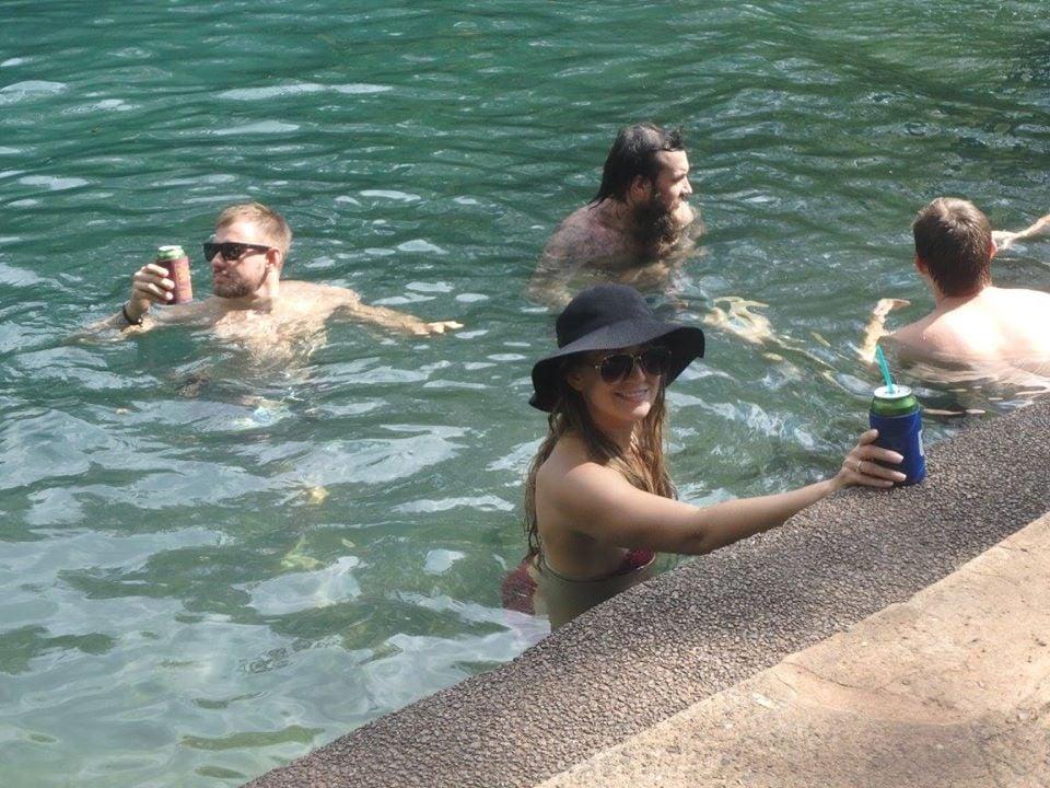 pool at the travelodge darwin
