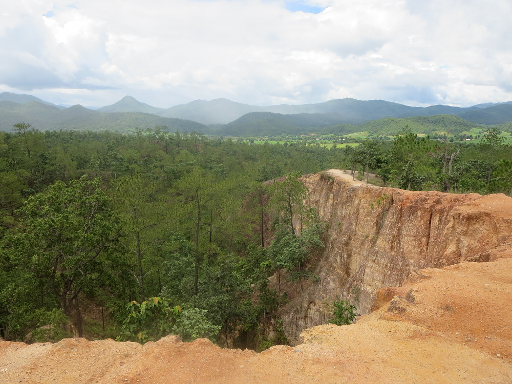 the pai canyon