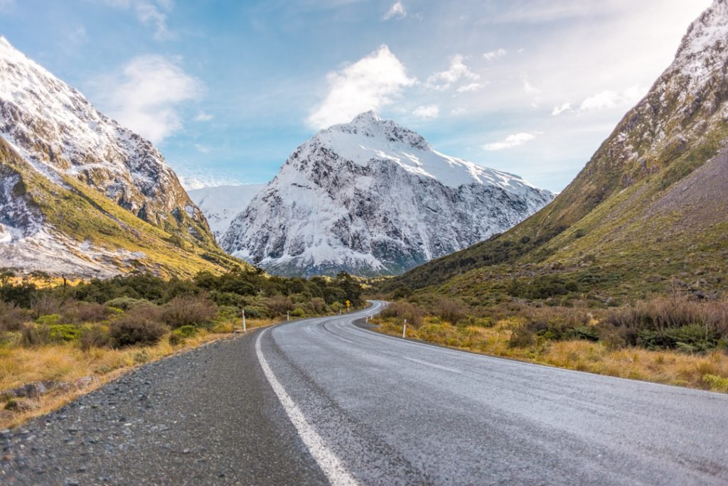 New Zealand roads are diffrent ad can be more dangerous