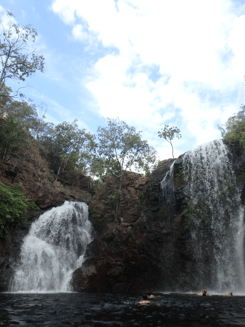 florence falls near darwin