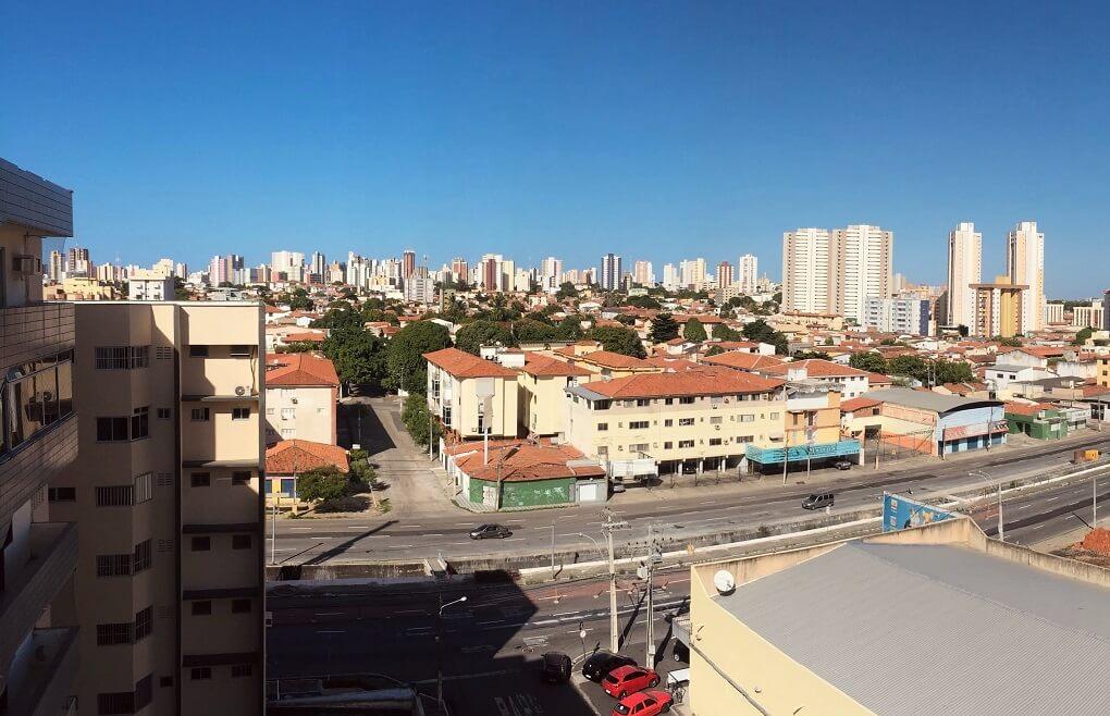 fortaleza, brazil skyline
