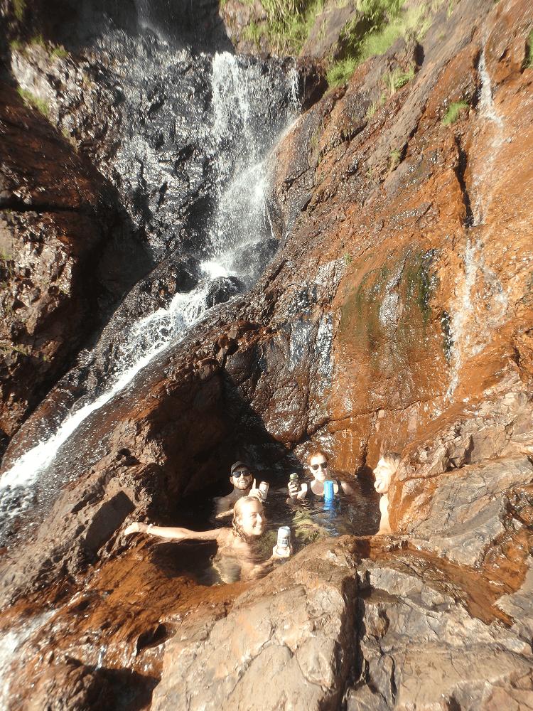 pool at wangi falls