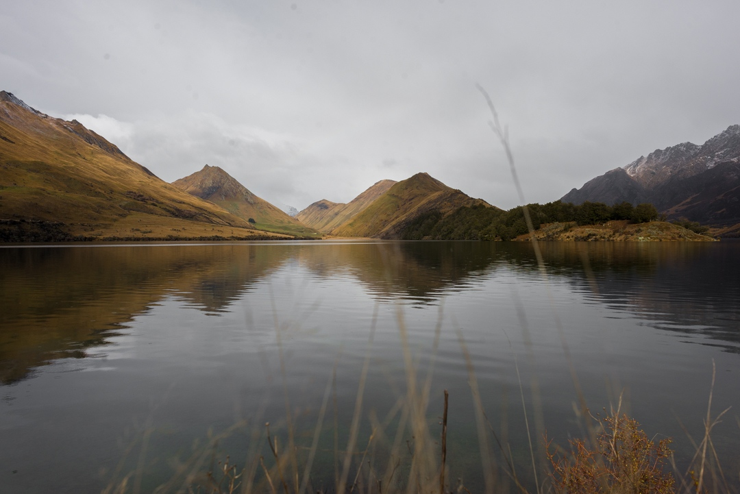 Moke Lake is near queenstown and easy to get to!